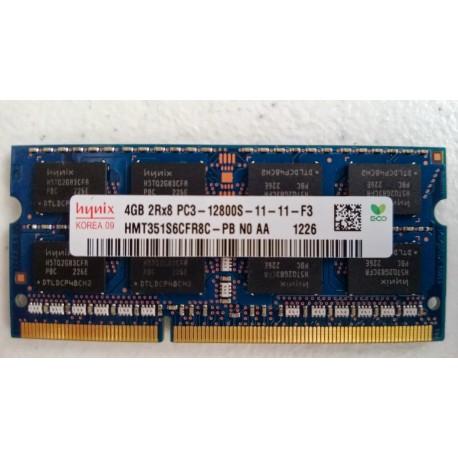4GB DDR3 NOTEBOOK RAM