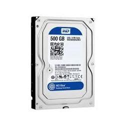 """Western Digital Blue 2.5"""" 500GB 7200RPM SATA HDD"""