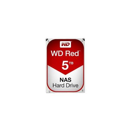 Western Digital Red 5TB IntelliPower SATA HDD NAS Storage  (1-8 Bay NAS Systems)