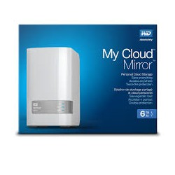 WD - My Cloud MIRROR 4TB