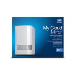 WD - My Cloud MIRROR 8TB