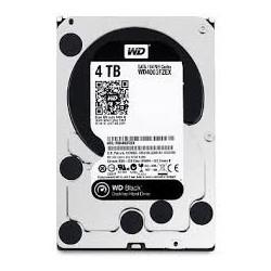 Western Digital Black 4TB IntelliPower Performance SATA HDD