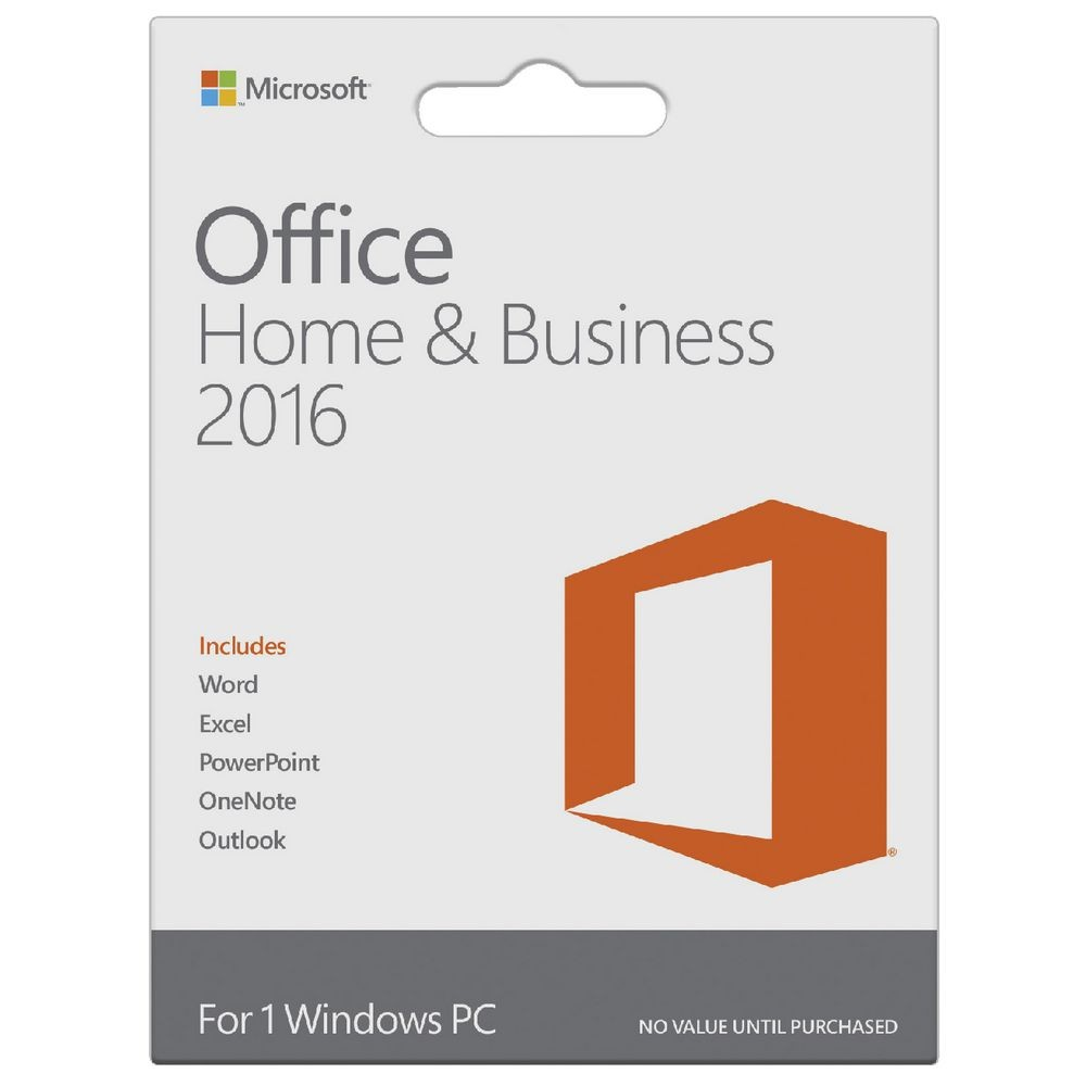 Microsoft Office Home and Business 2016 @ R4899 - SR KRUGER IT ...