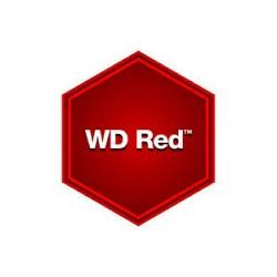 Western Digital Red 6TB IntelliPower SATA HDD NAS Storage  (1-8 Bay NAS Systems)