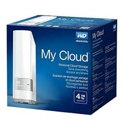 WD - My Cloud 4TB