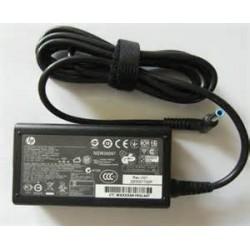HP Smart AC power adapter 45W - 4.5mm ** Blue Tip**