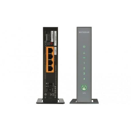 NETGEAR N300 Wi-Fi Range Extender - Desktop Version with 4-Ports