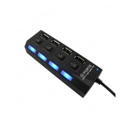 Generic 4 Port USB Hub