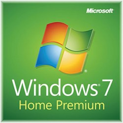 Microsoft Windows 7 Home Premium 32/ 64-Bit With Sp1