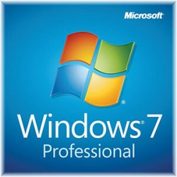 Microsoft Windows 7 Professional 64-Bit With Sp1 @ R2999