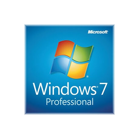 Microsoft Windows 7 Professional 64-Bit With Sp1