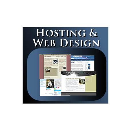 HOSTING + WEB DESIGN
